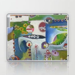 Suburban Maze Laptop & iPad Skin