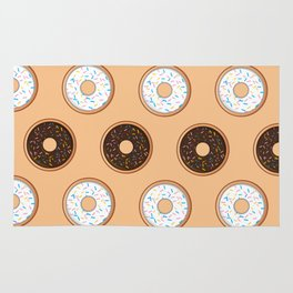 Donuts Resist Rug