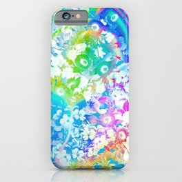 Forest Rave iPhone Case