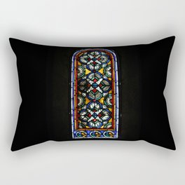 Cloisters Window Rectangular Pillow