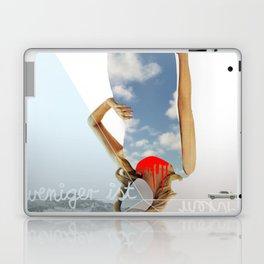 atmosphere · weniger ist mehr Laptop & iPad Skin