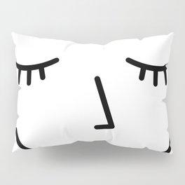 Face Sleep Pillow Sham