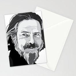 Alan Watts Stationery Cards