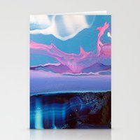 hologram Stationery Cards featuring Paint by Claudia