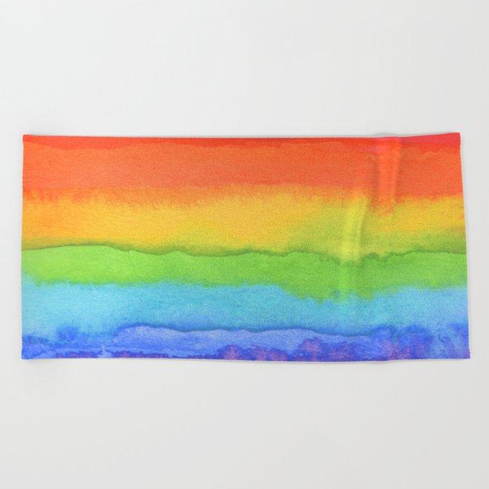 LOVE IS LOVE Beach Towel