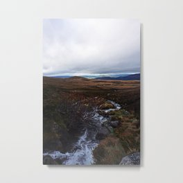 Cairngorms National Park - River Metal Print