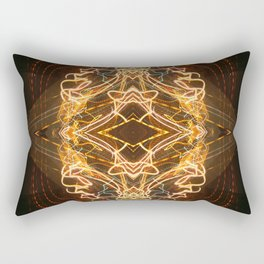 Celestial Shrine Rectangular Pillow
