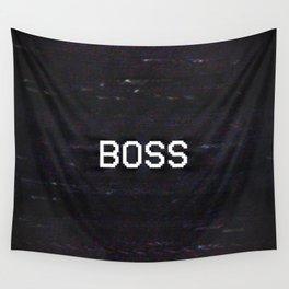 BOSS Wall Tapestry