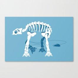 AT-ATACK! Canvas Print