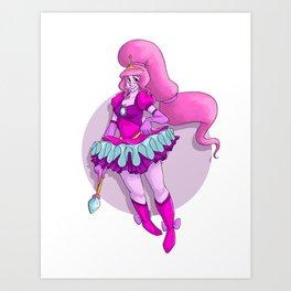 Magical Girl PB Art Print
