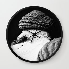 Rise Thy Horns. Wall Clock