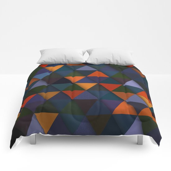 Abstract #285 Comforters