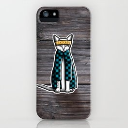 Gato Cholo - Kitty Cat iPhone Case