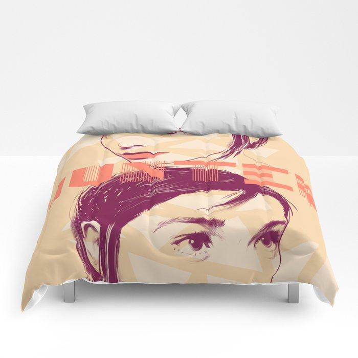 Bjork Comforters