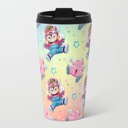 Arale's Pattern Travel Mug