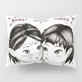 Sweet blood mages Pillow Sham
