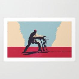 Sunday Service Samples Art Print