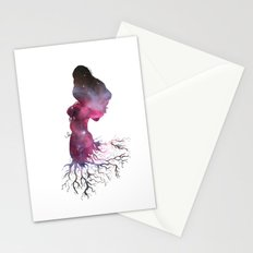 Rooted In The Stars Stationery Cards