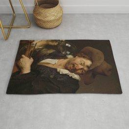 Ary de Vois - The Merry Fiddler Rug