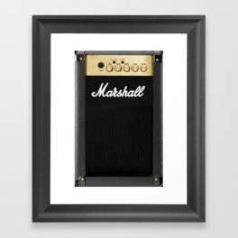 We are Marshall Framed Art Print