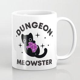 Dungeon Meowster Coffee Mug