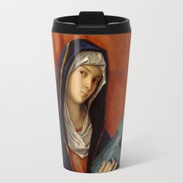 It is possible to be a woman in many ways. Travel Mug