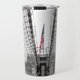 The Brooklyn Bridge Travel Mug