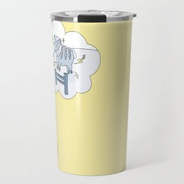 Do Benders dream of electric sheep? Travel Mug