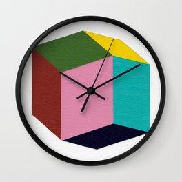 Rhombic Wall Clock