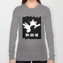 Welcome To The NHK Long Sleeve T-shirt