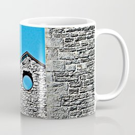 Through a Wall - The Peace Collection Coffee Mug