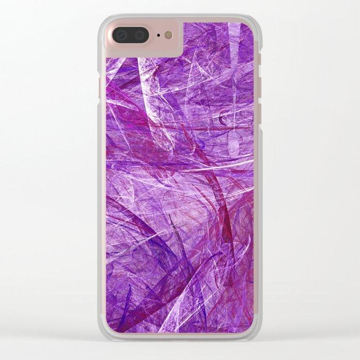 magic mirrow   (A7 B0241) Clear iPhone Case