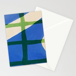Shadow on Tiles Stationery Cards