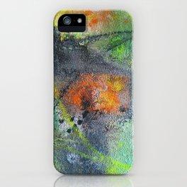 Ground-In Graffiti iPhone Case