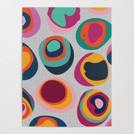 Rainbow Resin Poster