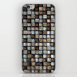 Vega Qubic Africa iPhone Skin