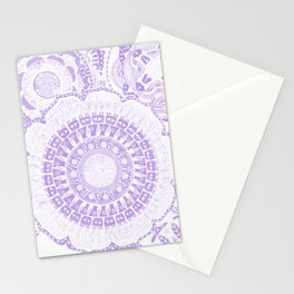 Indian Decoration Vector Stationery Cards