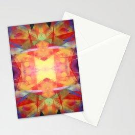 Symmetric Kandinskiffiti Stationery Cards