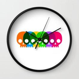 Collective Consciousness Wall Clock
