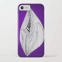 spaceship iPhone & iPod Cases featuring Spaceship by Ajinkya Pawar