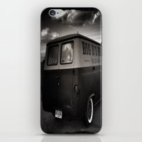 ford iPhone & iPod Skins featuring old ford by Joedunnz