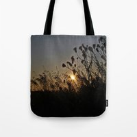 sublime Tote Bags featuring Sublime by Dorothy Pinder