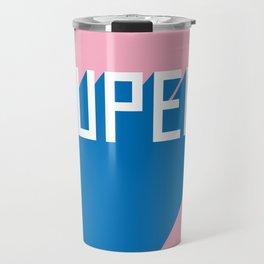 Super! Travel Mug
