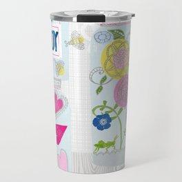 Jars of Joy Travel Mug