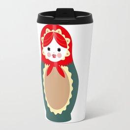 Matrioska-001 Travel Mug