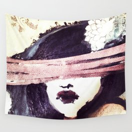 Portrait 117 Wall Tapestry