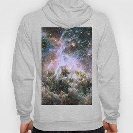 Cosmic Tarantula Nebula (infrared view) Hoody