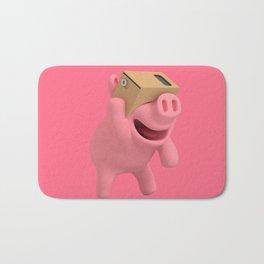 Rosa the Pig VR Bath Mat