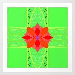It's a Gift! Art Print