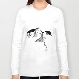 mountains Long Sleeve T-shirt